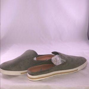 American Rag 11 M  Perforated Slip-On Sneakers